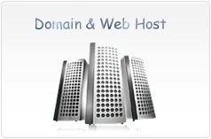domain name and web host for websites